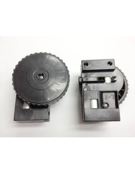 Imagen de Conjunto ruedas aspirador robot Taurus Striker