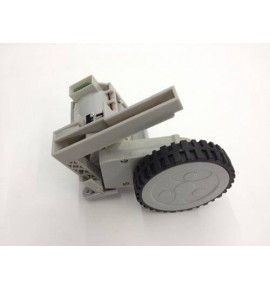 Rueda izquierda aspirador robot Solac AA3400