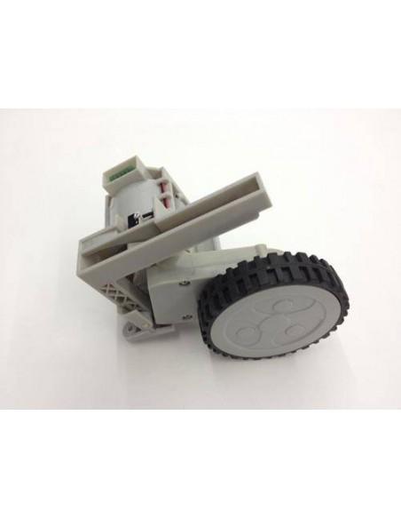 Imagen de Rueda izquierda aspirador robot Solac AA3400 recambio