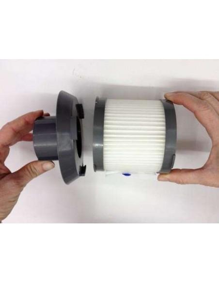 Imagen de Acoplamiento filtro Hepa aspirador Taurus Megane 2200