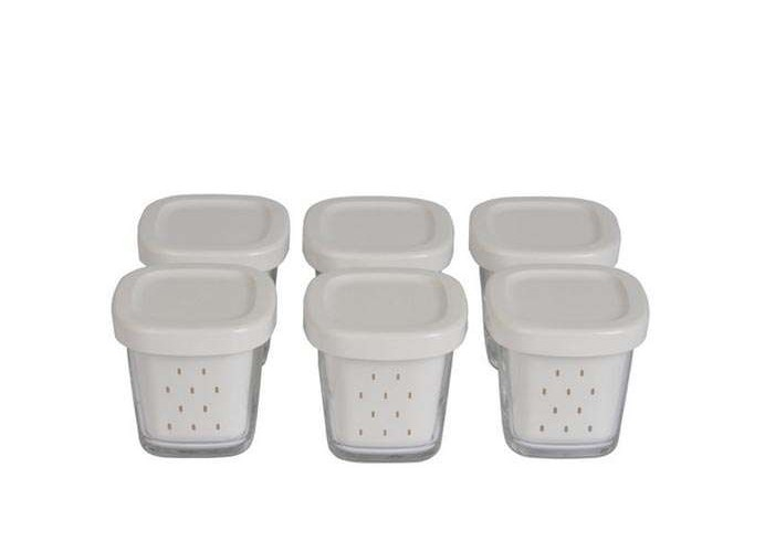 Tefal Yogurt Maker jars 6 PCs.