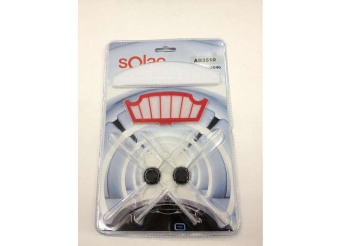 Kit aspirador robot Solac AA3400
