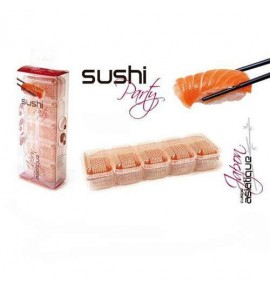 Molde para preparar sushi